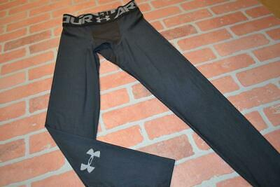 7837-a Mens Under Armour Gym Pants Size Medium Tapered Baselayer