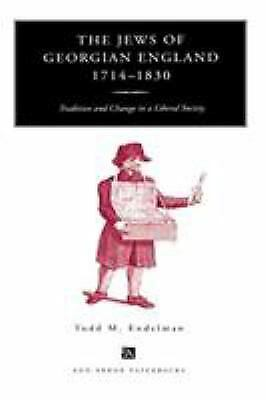 The Jews of Georgian England, 1714-1830 : Tradition and Change in a...  (ExLib)
