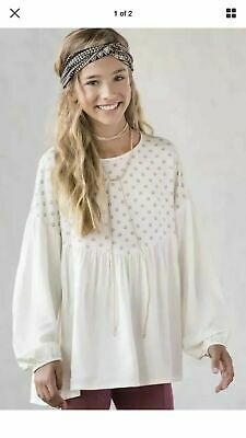 NWT Girls Matilda Jane Decked Out Top Size 8