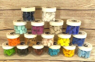 Create Connect Jewelry Clay Making Jewelry Party Clay Lot - 17 Different Colors