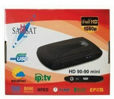 recepteur satelitte samsat  HD 90-90 MINI  wifi usb