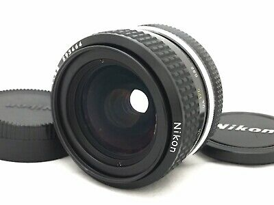 Nikon Ai NIKKOR 28mm f/2.8 MF Wide Angle Lens From Japan [Near Mint] #593464