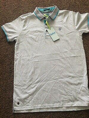 Boys Baker By Ted Baker Top Age 11-12 New With Tag
