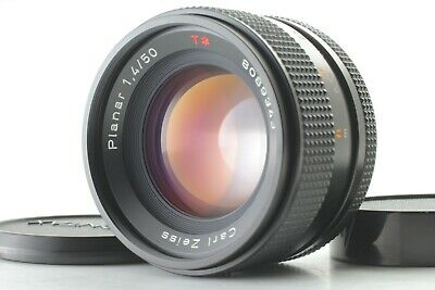 【 AS IS 】 Contax Carl Zeiss Planar T* 50mm f1.4 MMJ for C/Y Japan #135A