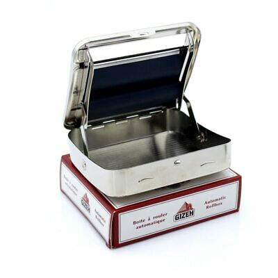 Cigarette Rolling Machine Electric Automatic EASY Roller Maker Tobacco Injector