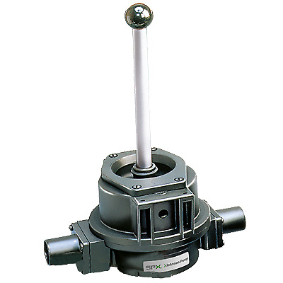 "JOHNSON PUMPS Viking  Hand Pump Thru-Deck, 1.5"""" hose"