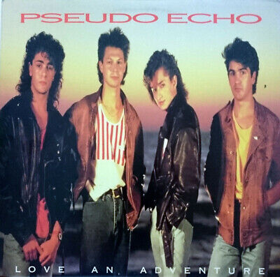 Pseudo Echo - Love An Adventure, LP, Album, (Vinyl)