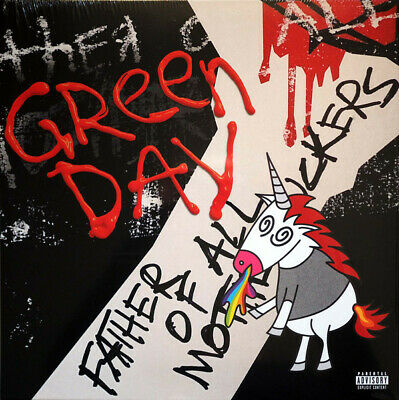 Green Day Father Of All... Sealed Vinyl LP
