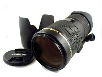 Tamron AF 70-200mm f2.8 LD Di SP IF Macro Zoom Lens for Nikon - Almost Mint