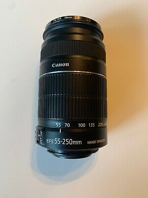 Canon EF-S 55-250mm 1:4-5.6 IS STM Telephoto Zoom Lens