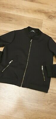 Girls River Island Lightweight Bomber Style Jacket Age 7-8Yrs Exc Cond