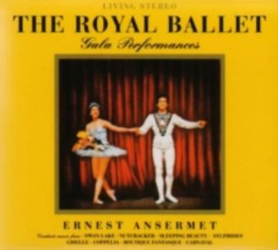 Ernest Ansermet: Royal Ballet: Gala Performances [Cd]