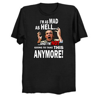 oh good for you mad actor bale movie tv on air MN radio show retro Funny T-Shirt