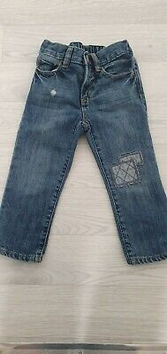 Baby Boys Gap Jeans Age 18-24Mths Exc Cond