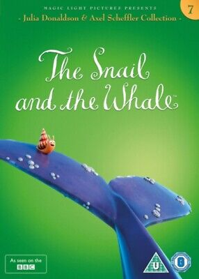 DVD - Snail and the Whale - ID11z - New