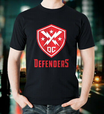 DC Defenders XFL Football Season 2020 Unisex T shirt Cool Gifts for Fans S-6XL
