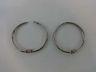 """1.5"""" Open Metal Snap Ring  Supply"""