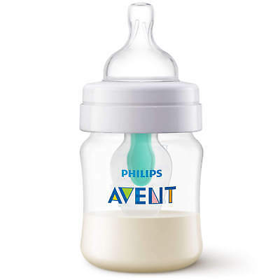Philips Avent Anti-colic with Airfree-Ventil with Baby Bottles 125 ML Nip