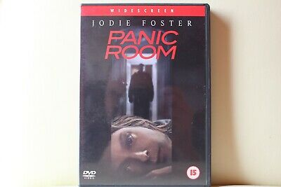 Panic Room DVD Widescreen Royal Mail 1st Class FAST & FREE