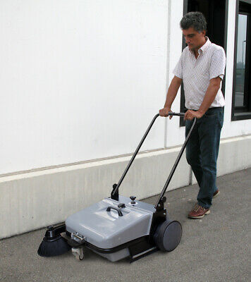 Lavor BSW 651 - Push Along Industrial Floor Sweeper Hire - 1 Week - North Eng.