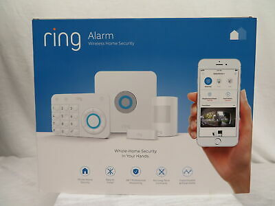 Ring Alarm Wireless Home Security Surveillance 5-Piece Kit
