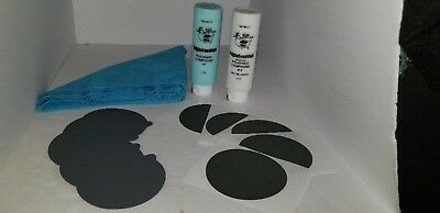 Jfj Easy Pro Resupply Kit Sandpaper Solution Cloths