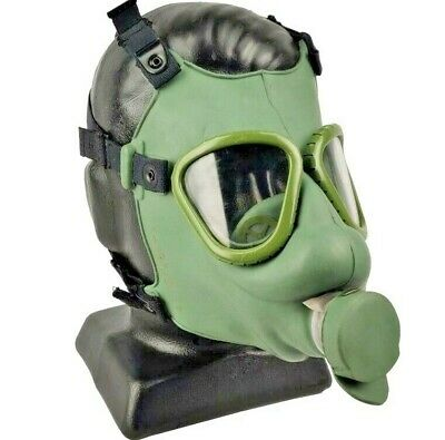 Serbian MC1 Gas Mask NBC Rated protective Respirator Unissued New/Old stock