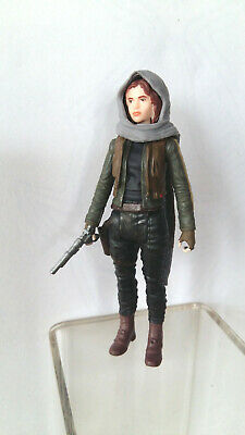 Sergeant Jyn Erso Jedha  Hasbro 2016 Star Wars Rogue One