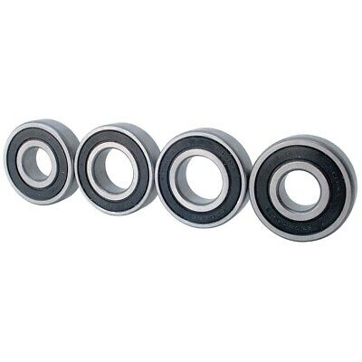 4 x Sealed Wheel Bearings for 115mm PCD Hubs Trelgo Franc Trailer