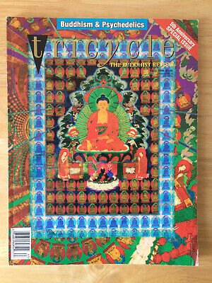 Tricycle: Buddhism and Psychedelics - Magazine, 1996 (Timothy Leary, LSD) *RARE*