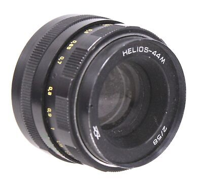 HELIOS-44M 58mm f/2 M42 Mount Camera Lens  - A36