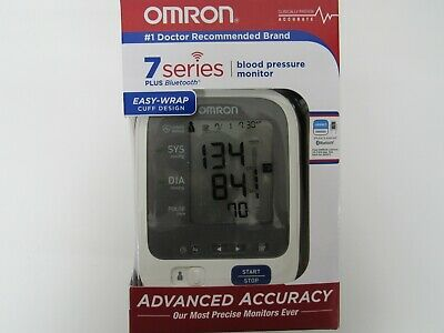 Omron 7 Series Bluetooth Smart Blood Pressure Monitor NEW  &SEALED FREE SHIPPING
