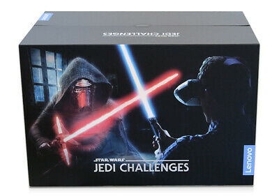 New Lenovo Star Wars Jedi Challenges AR Headset with Lightsaber Controller