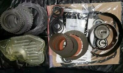 Ford 4R70W Overhaul Transmission Deluxe Rebuild Kit 1998-2003