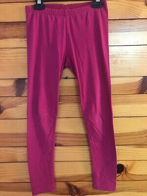 Tea Collection Fuchsia Leggings Girls Pants Size 10