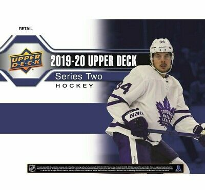 2019-20 Upper Deck UD Hockey Series 2 Base Pick Your Card 251-450