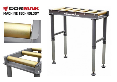 CORMAK Roller table 1m, 6 rollers