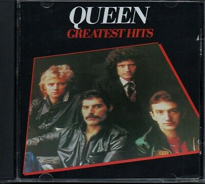 QUEEN - Greatest Hits Volume 1 - CD Album *Best Of**Collection**Singles*