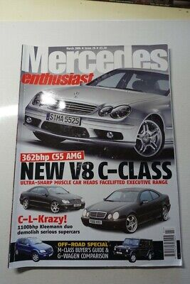Mercedes Enthusiast Magazine March 2004 Issue 29