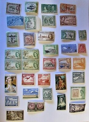 British. Commonwealth - Mint/ Mint Hinged . Old/ New. Unchecked. 2 Scans.