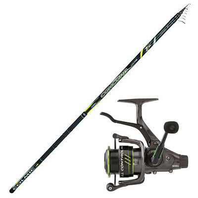 Kit Pesca Bolognese Canna Colmic Concord Mulinello Mitchell MX7 4000 RNG