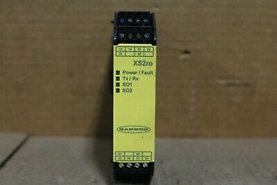 Banner XS2R0 Safety Controller