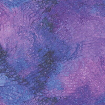 Timeless Treasures Ombre C4700 Wisteria BTY COTTON Free US Shipping