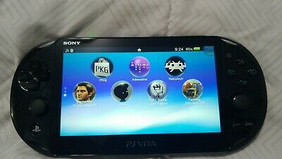 Sony PS Vita - PCH-2000/3.65 hacked firmware