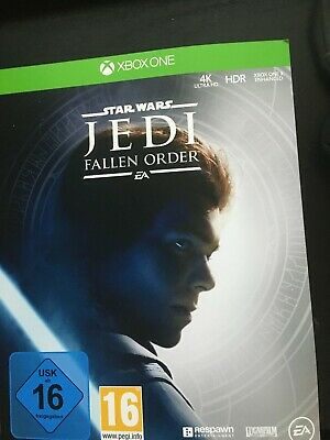 Star Wars JEDI The Fallen Order Deluxe Edition Download Code (Xbox One)