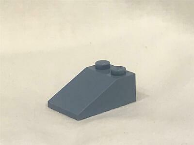 No 3298 LEGO Parts Reddish Brown Slope 33 3 x 2 QTY 5