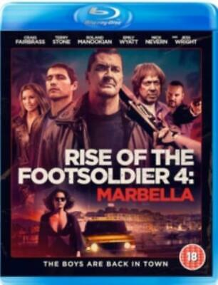 Rise of the Footsoldier 4 - Marbella <Region B BluRay, sealed>