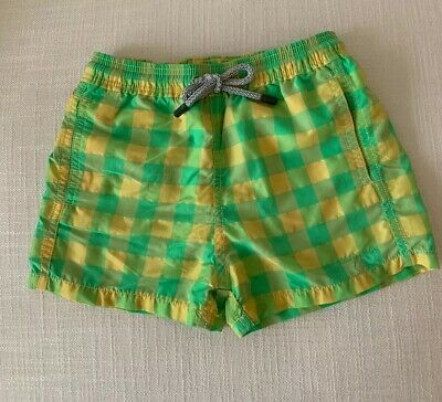 Boys Vilebrequin Shorts Age 6 USED Gently Worn