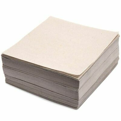 200 Sheets 8 x 8 in Embroidery Stabilizers Tear Away for Machine