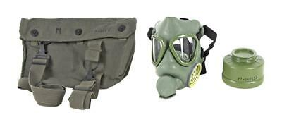 Yugoslvian M-1 Gas Mask w/ Filter Canister